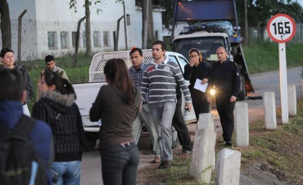 Policía que dio muerte a un fugitivo fue procesado con prisión