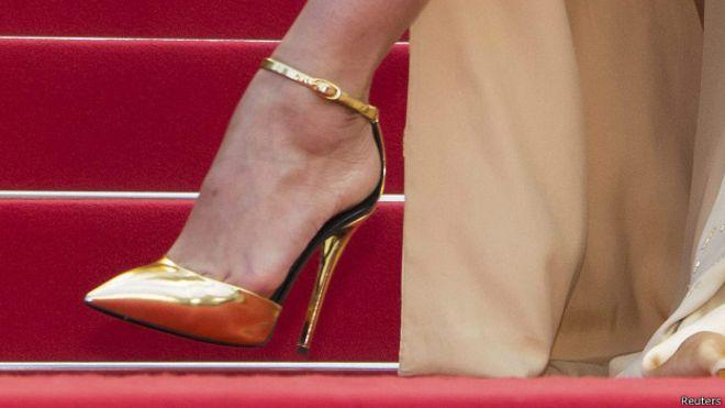 Impiden en Festival de Cannes la entrada a una mujer amputada por no llevar tacones