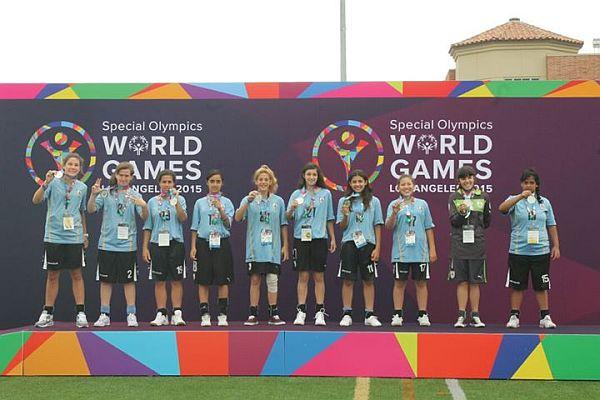 Uruguay obtuvo 36 medallas y 16 de oro en las Olimpiadas Especiales e hizo historia