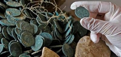 Antepasados de Bécquer se arruinaron sin saber que tenían un tesoro romano