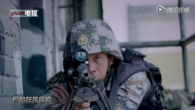 Ejército chino busca atraer jóvenes reclutas a ritmo de rap