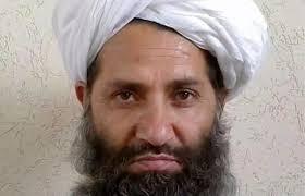 """La """"perfecta"""" fotografía del nuevo líder talibán: """"Ideal para convertirlo en el próximo blanco"""""""