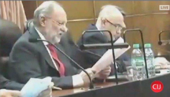 Manuel Cordero condenado a 25 años de prisión por su participación en el Plan Cóndor