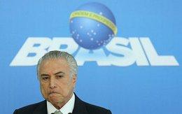 Agonía anunciada del nuevo gobierno en Brasil