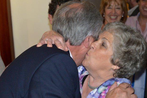 Esposa de Tabaré Vázquez tiene un patrimonio de medio millón de dólares