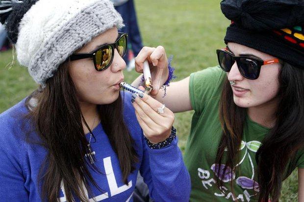 Alto porcentaje de mentirosos en Uruguay: 83% de uruguayos nunca fumó marihuana, según Cifra