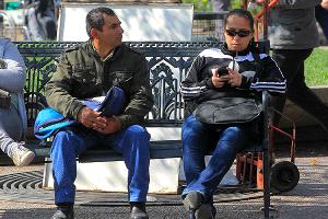 Desempleo en Chile trepa hasta el 6,8%