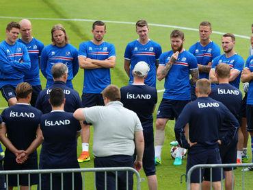 ¿Presión? ¿Qué presión?...Selección de Islandia dice que 'soñar es un motor'