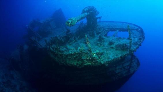 De Sócrates a Solemán el Magnífico: Hallan en el mar Egeo 23 barcos hundidos
