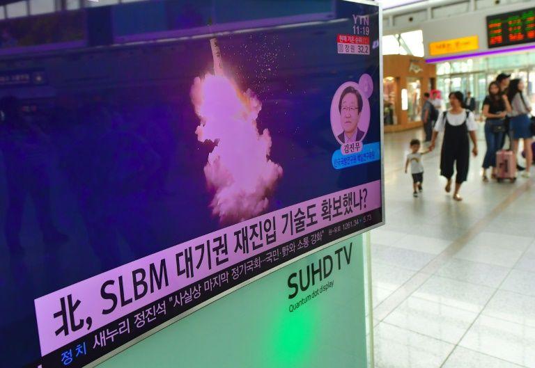 """Corea del Norte amenaza con """"reducir a cenizas"""" las fuerzas de EEUU"""