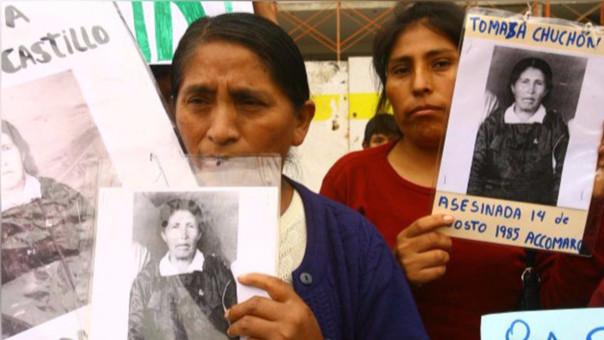 Militares condenados a 23 y 25 años de cárcel por masacre en Perú