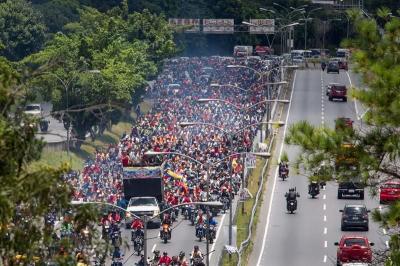 Maduro asegura que su Gobierno derrotó un intento de golpe de Estado