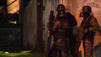 24 horas de tensión por enfrentamientos entre delincuentes y policías en Malvín Norte