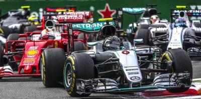 Nico Rosberg ganó en Italia y quedó a dos puntos de Hamilton