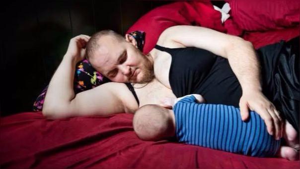 Escritora contó la historia de su hermano transgénero que dio a luz