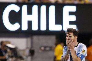 """Messi recuerda la caída en Copa Centenario ante Chile: """"Era nuestra final, el camarín estaba destruido"""""""