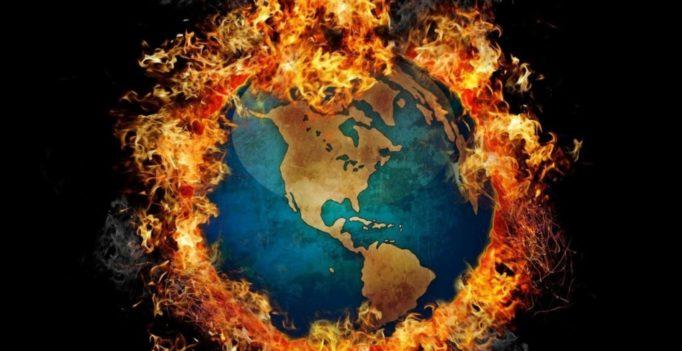 """Cambio climático: """"La Tercera Guerra Mundial ya ha comenzado y la estamos perdiendo"""""""