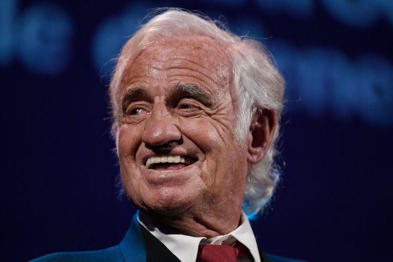 Jean-Paul Belmondo recibe en Venecia un homenaje a toda su carrera