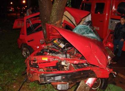 Una señora y dos jovencitas argentinas muertas en accidente