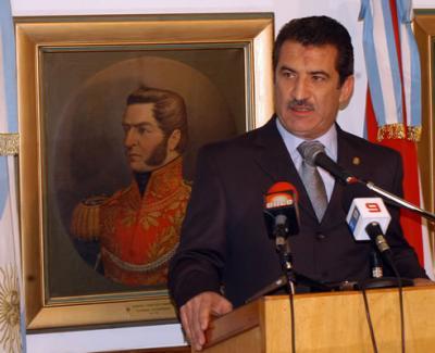 Urribarri dijo que recurrirá a la Policía para evitar nuevos cortes en Entre Ríos