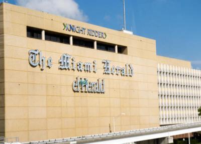 El famoso diario The Miami Herald echa a 1.600 de sus empleados