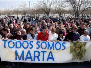 Sevilla no puede dormir: el presunto asesino de Marta se ratifica en su versión de los hechos