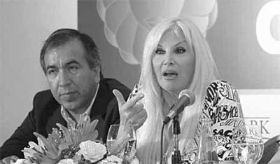 """La diva argentina Susana Giménez pide """"la colimba"""" para combatir el paco y el Ejército le responde"""