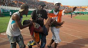 Tragedia en Costa de Marfil: 22 muertos por estampida en un partido por Eliminatorias
