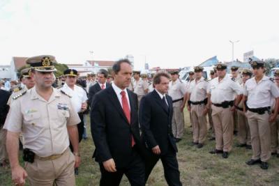 Ya llegaron a Mar del Plata 170 efectivos de la Prefectura por violencia fuera de control