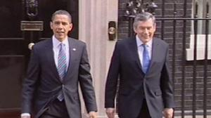 Para Obama las diferencias entre la Unión Europea y Estados Unidos son mínimas