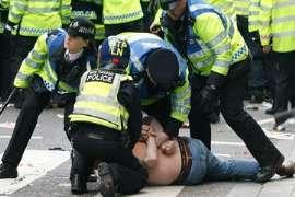 Las protestas del G-20 llegan al corazón financiero de Londres