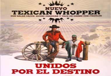 Furia en México: exigen retirar publicidad denigrante de Burger King