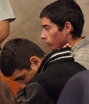 Se llama Miguel y es el hombre más buscado en Chile por haber matado a María José a bordo de un bus