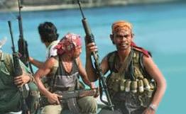Piratas vuelven al ataque: desapareció un barco con bandera belga frente a las costas de Somalia