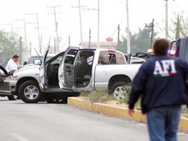 Siete agentes federales de México muertos al evitar rescate de un jefe del narcotráfico