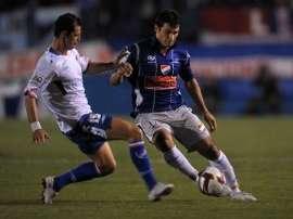 Nacional de Uruguay le ganó 3 a 1 a su homónimo paraguayo por la Libertadores