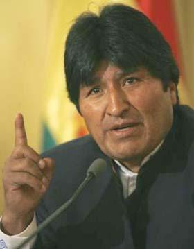 Evo Morales dice que las relaciones con Perú se encuentran en riesgo