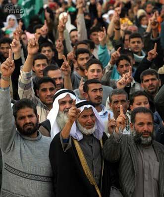 Hamás: tres condenados a muerte por el asesinato de dos periodistas