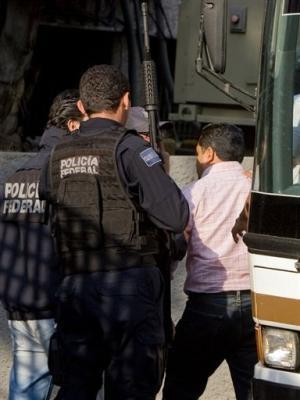 México: 29 policías detenidos por vínculos con el narcotráfico
