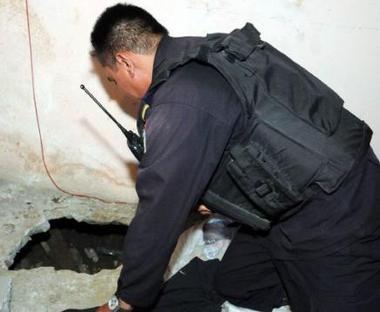 Dieciocho pandilleros presos huyen de una cárcel de Honduras por un túnel