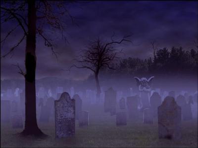 EEUU: profanan 300 tumbas en un cementerio afroamericano