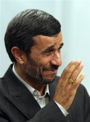 Un bebé ruso es bautizado como Mahmudahmadineyad en honor al presidente iraní