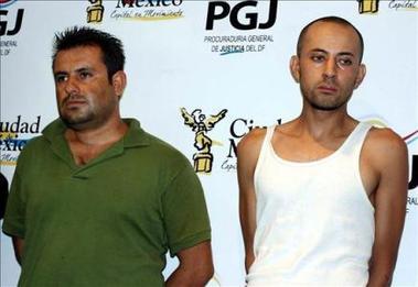 Detienen en México a una banda que aprovechó gripe A para robar con mascarillas