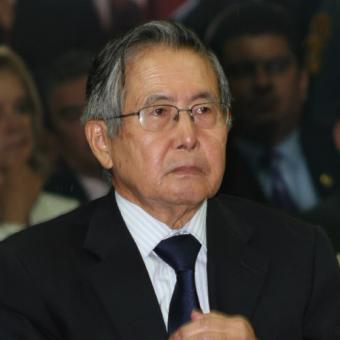 Alberto Fujimori condenado a 7 años y 6 meses de cárcel por corrupción