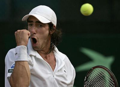 El tenista uruguayo Pablo Cuevas da un batacazo en Hamburgo