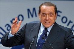 Las fotografías de las juergas de Berlusconi están bajo siete llaves en Colombia