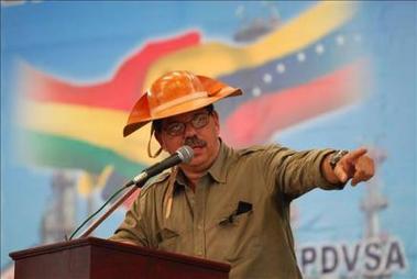 Hugo Chávez cesa al embajador de Venezuela en Bolivia