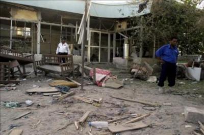Tres muertos y ocho heridos en atentado suicida en Bagdad
