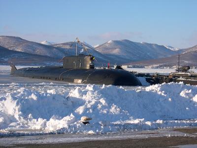 Submarinos nucleares rusos frente a costas de EEUU