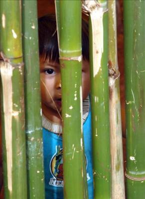 Ecuador: hallan a una bebé en la Amazonía tras ser asesinada su madre y dos hermanos